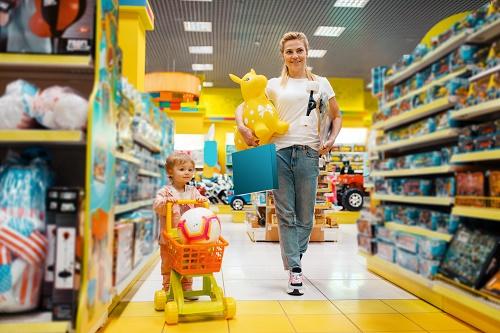 Guide d'achat des jouets pour enfant